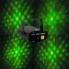 4 patterns party Xmas Auto+sound control Mini laser stage lighting