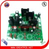 single side electronic pcb assembly for industrial control board