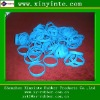 Silicone bracelet production from factory