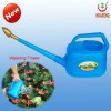 S-35 Watering Pot-3 Liter with golden lotus spout/Easy firm nonslip handle grip