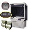 Automatic iodine gallium lamp bask version machine