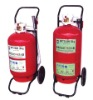 trolley extinguisher,fire fighting equipment