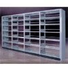 Metal library bookshelf/bookcase/magazine shelf