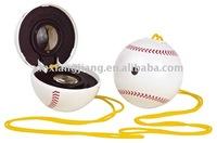 mini plastic toy baseball shape Binoculars for advertise promotion gift