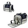 2 Person Coffee Bag,coffee bag, coffee carrier, picnic bag, cooler bag