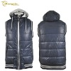 Hoody vest for men