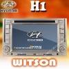 WITSON hyundai dvd player tv