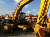 Used komatsu PC200-5 excavator,used original crawler excavator, used original koamtsu crawler excavator.
