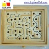 Wooden Maze game toy