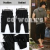 Fashion Men's Trousers With Pockets