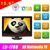 Fashion design touch keys 16 inch led tv with OEM welcomed