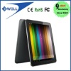 Dual Core Tablet PC Android 4.0 9.7 Inch IPS Screen 16GB HDMI Dual Camera