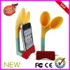 Wholesale Price Silicone Speaker for Iphone Mobile Speaker Stand