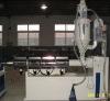 PVC fiber enhancing pipe plastic machine