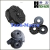 slurry pump rubber impellers supplier