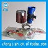 Electric turbo charger for motorcycle (200-250cc)