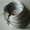 201 / 304 /321 /316 stainless steel wire rope