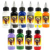 10-Pack Primary Color Set 0.5-oz Scream Tattoo Ink