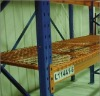 racking wire decking of pallet storage