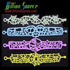 tattoo designs hollow silicone bracelet