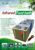 infrared heating foot bath