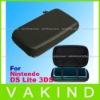 Black Protective Travel Case Pouch For Nin tendo D S Li te ND SL 3D S Case Pouch Bag