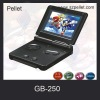 Console portable and good quantity handheld NES 8-bit GB-250 video game player