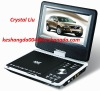 7 Inch Hot Sale Portable DVD Player