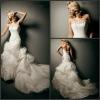 Luxurious Elegant Mermaid Wedding Dresses