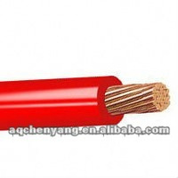 Building cable THW copper conductor