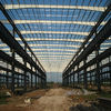 Steel portal frame warehouse