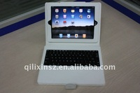 good qulity with bluetooth wireless keyboard protective case for iPad2