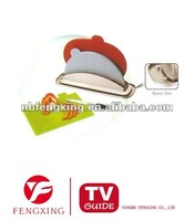 3pcs index chopping board with water pan