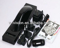 new style Factory price Cordless bluetooth retro handset for IPhone 4,4S