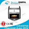 Sharing DIgital Best-Selling 2012 Chevrolet Aveo 6.2 Inch Touch Button Car Monitor with TV
