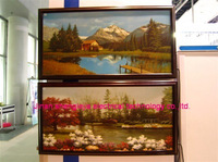 paintings for heat in many places hotels living room restaurant