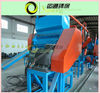 waste tire recycling machine secondary rubber shredder