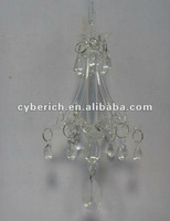 New Crystal pendant for Christmas & festival & wedding decorations