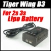 Tiger Wing B3 LED iPo 2s 3S Battery Balancer Charger For 7.4v 11.1V Battery B6 IMAX
