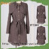 Long sleeve princess thin women coats fashion 2012 WT59#