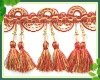 Tassel Fringe for Window Curtain, Sofa