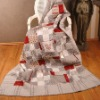 HOT SELLING 100% Cotton Luxury French Style Bedspreads Printed Quilt 3 pcs Bedding Set
