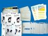 wet tissue packaging film heat seal