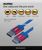 USB 3.0 male to female ,AM/AF extension cable