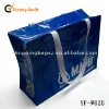 PP woven polypropylene tote bag with opp lamination