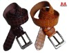 2013 wholesale full grain fashion man belts