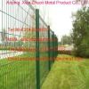 plastic steel welded wire mesh fence manufacturers