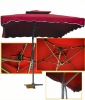 high quality indian garden umbrellas