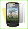Anti scratch Mobile phone screen guard japan pet protector for Samsung Sam S3850