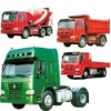 6*4 howo tipper truck/self-dumping truck